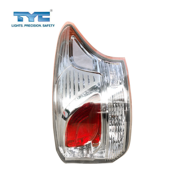 Fits Right Hand Tail Light Lamp (No LED) For Mitsubishi Outlander ZJ 2012~2015