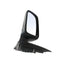 FITS LH LHS Left Hand Electric Door Mirror Black 5Pins For Holden Commodore VE 06~13