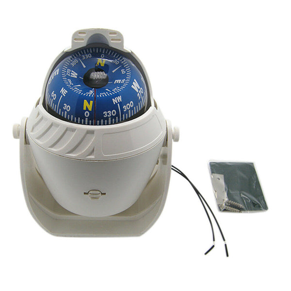 FIT Guideline for Navigation Vehicles Magnetic Deviation Adjustment Compass Tape