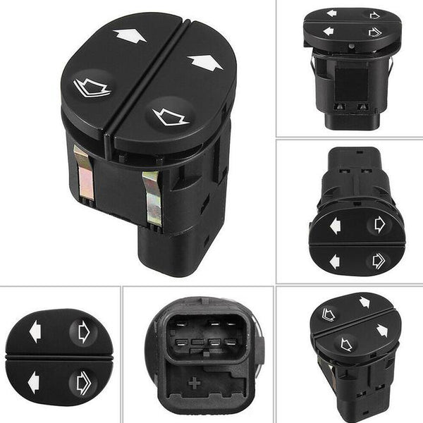 ELECTRIC POWER WINDOW SWITCH 6 PINS FITS FOR FORD TRANSIT MK7 CONNECT FIESTA