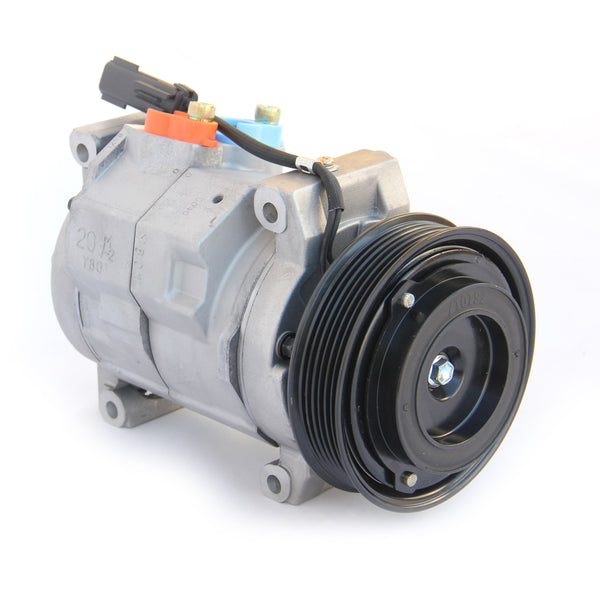 AIR CON COMPRESSOR PUMP FITS FOR CHRYSLER VOYAGER GRAND VOYAGER 2.5 CRD 2.8 CRD