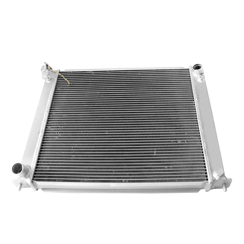 FITS 1989 UP 300ZX TURBO (POLISHED FULL ALLOY RACE VERSION) radiator