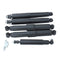1988-1997 Extended 5pc Hilux +Steering Shock 4x4 Damper Absorber Set LN106R Gas