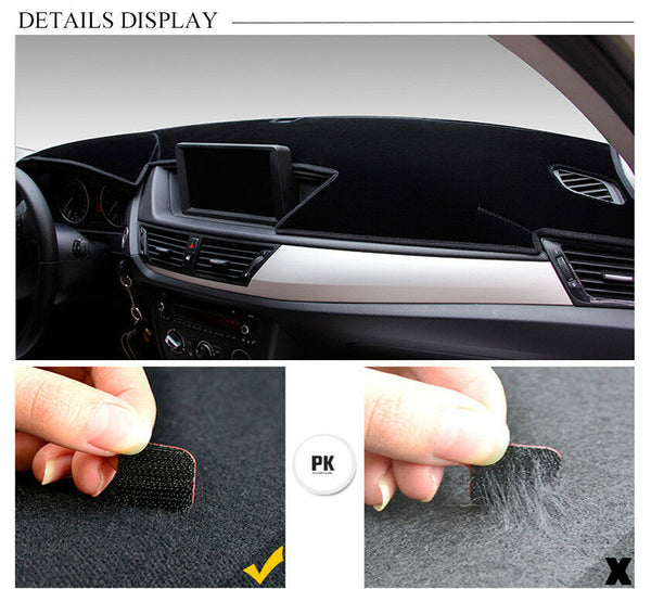 Dashmat Dashboard Mat Right Hand Dash Board Cover For MAZDA3 M3 2009.6-2013