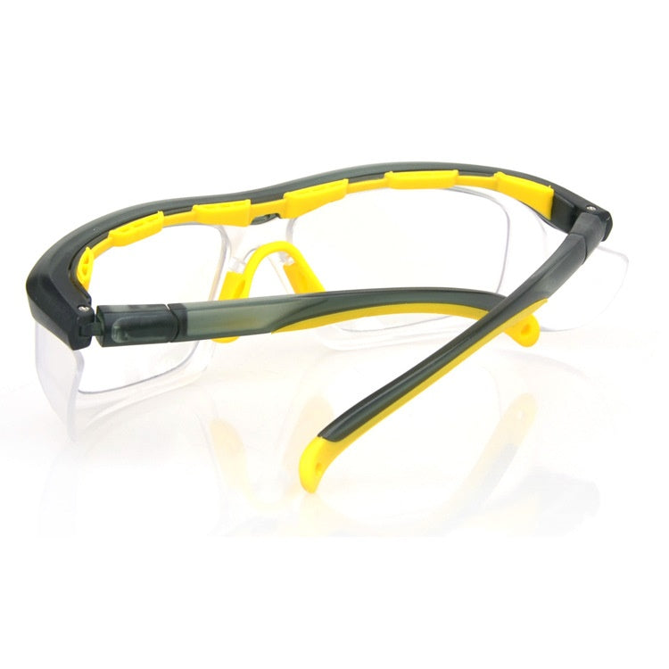 Anti Fog Safety Glasses Clear Lens Scratch Resistant UV Shield Working Goggle
