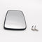 RIGHT DRIVER SIDE HOLDEN ASTRA (TS) 1998 - 2005 MIRROR GLASS WITH BASE