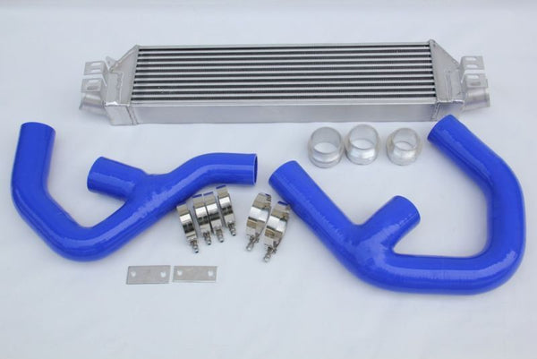TWIN INTERCOOLER KIT FOR Volkswagen VW GOLF MK5 MK6 GTI FSI JETTA 2.0T TURBO