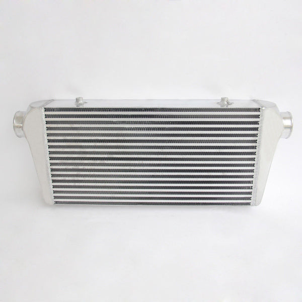 UNIVERSAL FRONT MOUNT 600 x 300 x76 Bar and Plate INTERCOOLER