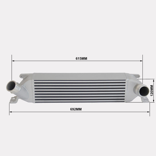 HYUNDAI iLOAD iMAX 2.5L TURBO DIESEL INTERCOOLER 90MM THICKNESS H/Duty 2012-2015