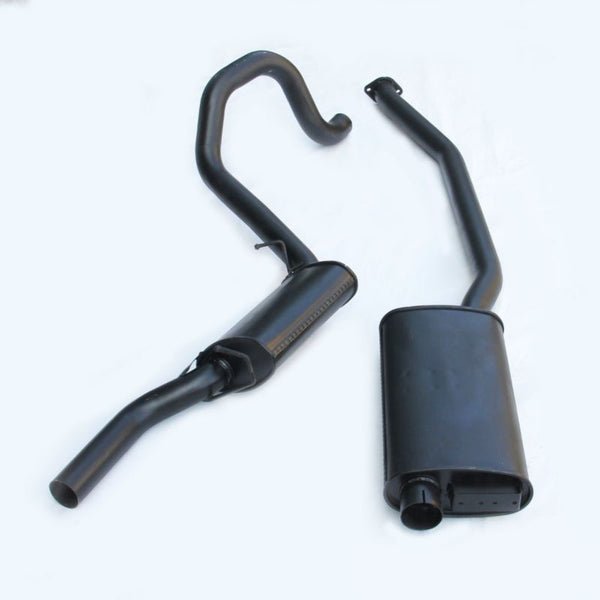 "Ford Falcon  EA EB ED EF EL AU 6 Cyl SEDAN 2.5"" Cat Back Sports Exhaust System"