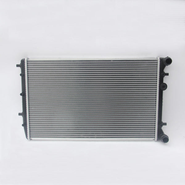 RADIATOR VOLKSWAGEN POLO 9N 1.4/1.9TD 1996-2000 408mm Wide Core MT
