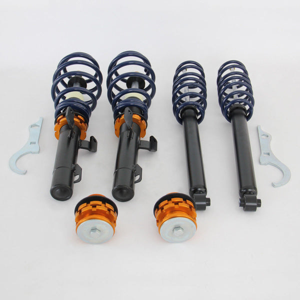 VW Volkswagen Polo 9N Adjustable Coilovers Suspension Kit