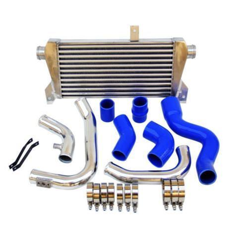 2002-2006 Front Mount Intercooler Kit Fit for Audi A4 1.8T Turbo B6 Quattro