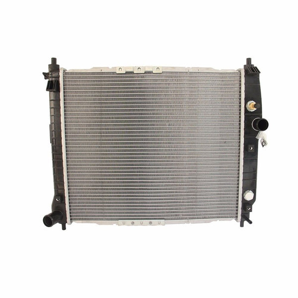 RADIATOR Fits 2004 UP Daewoo KALOS 1.2 - 4 / 5Dr (480mm long core)