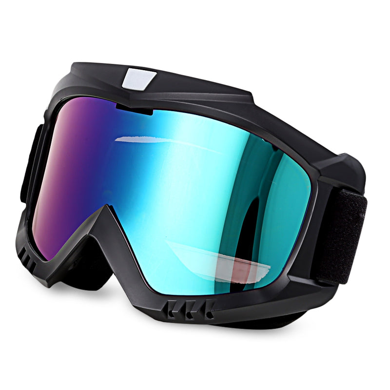 Modular Mask Detachable Goggles And Mouth Filter Face Motorcycle Half Helmet AU