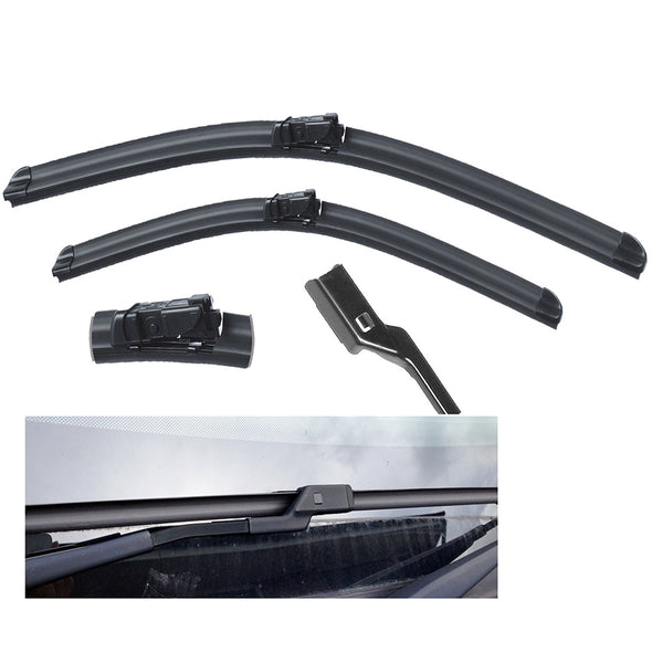 "FITS SEAT IBIZA 2008 - Onwards Brand New FRONT WINDSCREEN WIPER BLADES 24""16"""