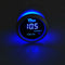 52mm Black Car Auto Digital Blue LED Volt Voltage LED Gauge