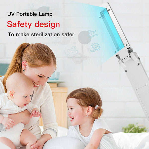 FITS UVC Ultraviolet Disinfection Lamp Light Ozone Sterilization Lights Personal Care