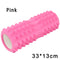 FITS Grid Roller Yoga Foam Trigger Point Massage Pilates Physio Gym Exercise