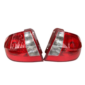 Fits For Hyundai Getz 05-11 3&5 Door Hatch PAIR LH+RH Tail Lights *NEW* Lamps