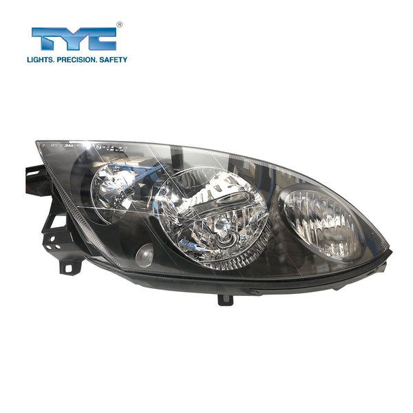 FITS RH RHS Right Head Light Lamp Black For Ford Falcon / Fairmont AU 98~02