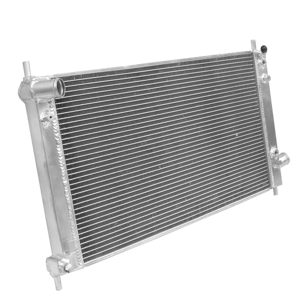 Aluminum Alloy Race Radiator fits Saab 9-5 2.0/2.3L B205/ B235 16V Turbo 1997-01