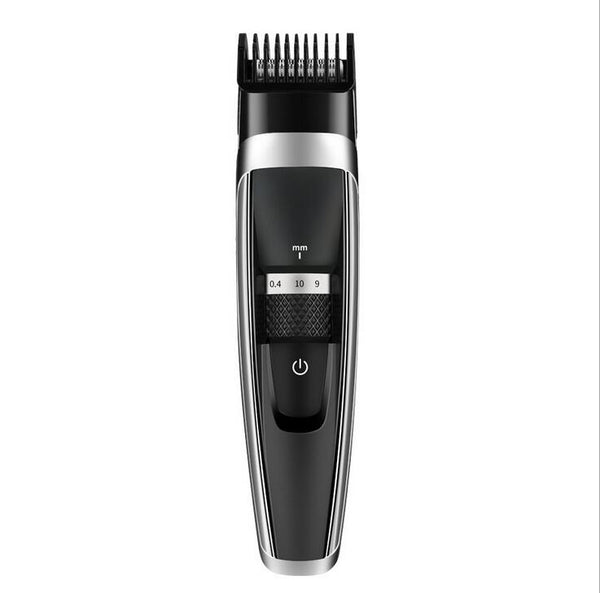 Fits USB rechargeable hair clipper waterproof electric hair clipper