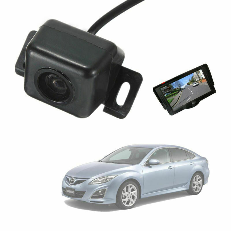 Camera View Vision Backup Parking Waterproof HD Car Reverse Monitor Night Rear