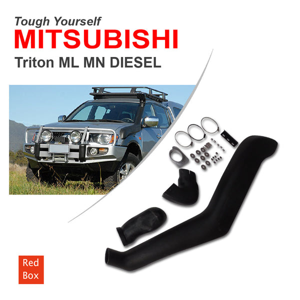 Snorkel Kit fits MITSUBISHI TRITON ML MN 2.5 TURBO DIESEL 2006-2015 Air Intake