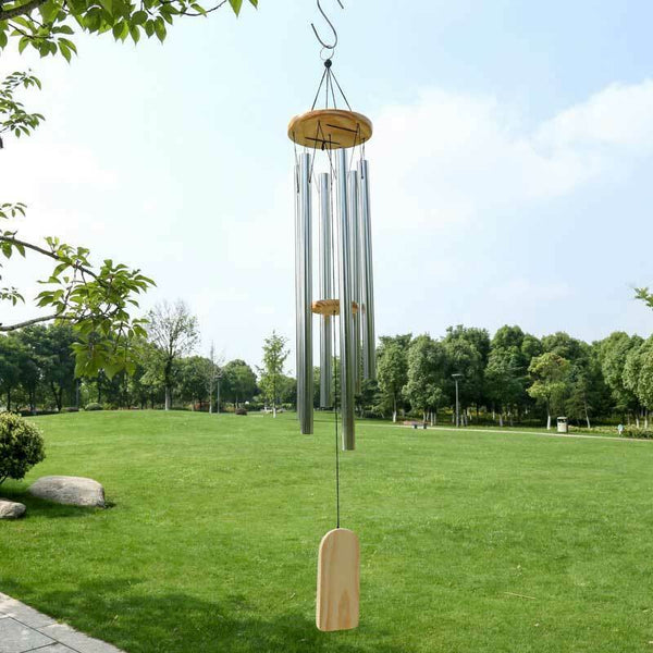 Woodstock Large Chimes of Westminster Quarters Outdoor Garden Wind Chime
