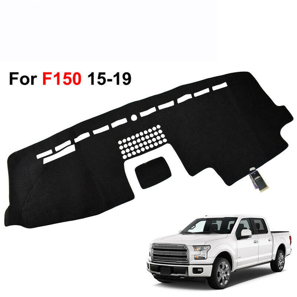 For Ford F150 F-150 2015 - 2018 Dash Cover Dashboard Cover Dash Mat Dashmat
