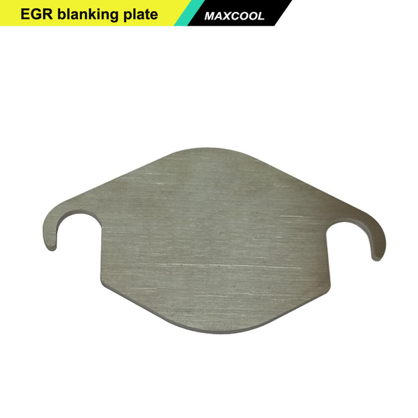 EGR Blanking Plate For Land Rover Puma Ford Mk7 Transit 2.2 2.4 Tdci Citroen Rel
