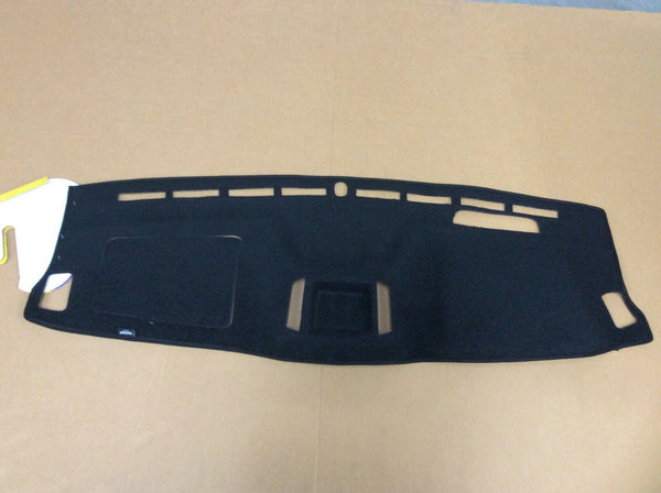 Dash Mat fits Ford Ranger PX2 PX3 XLT With Tech Pack & Centre Coin Tray Black