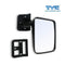 FITS RH Right Manual Door Mirror Black For Mitsubishi Triton Ute ME MF MG MH MJ 89~96
