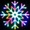 Christmas Motif Lights LED Rope Santa Reindeer Waterproof Outdoor