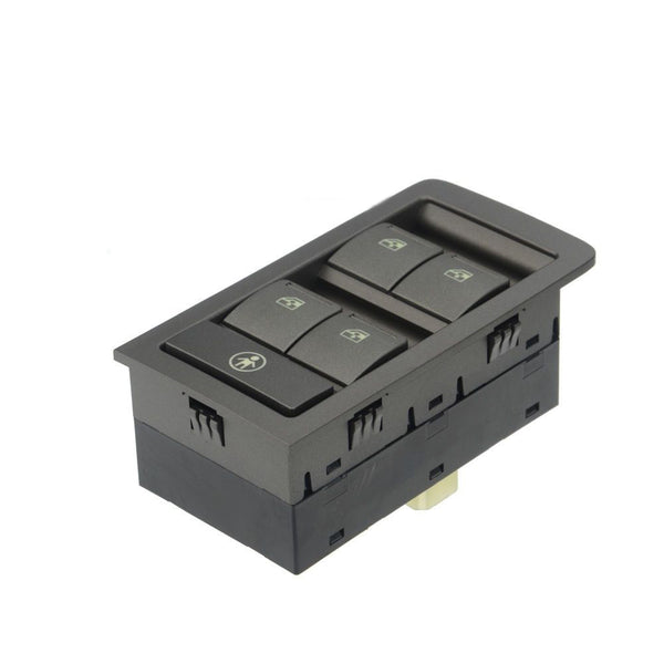 Power Master Window Switch fits Holden Commodore VY VZ Grey 13 pins 2002-2007