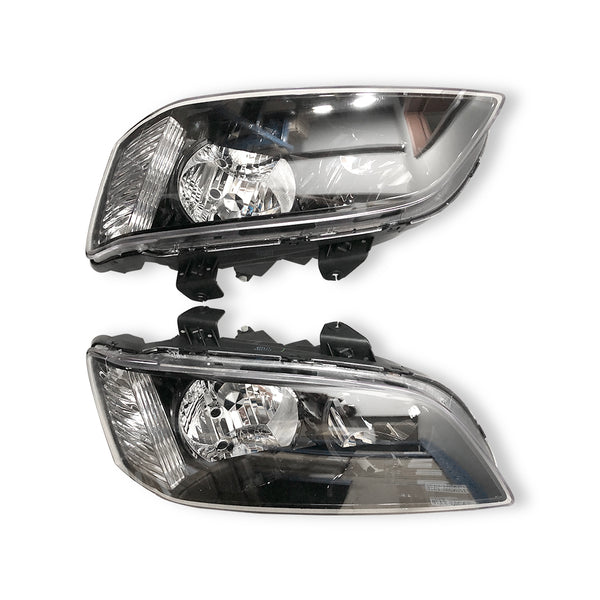 Fits Pair LH+RH Head Light For Holden Commodore VE s1 CALAIS & SSV 06~10