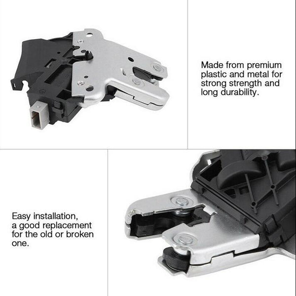 Trunk Tailgate Boot Lock Latch Catch Mechanism For AUDI A4 A5 A6 A8 4F5827505D