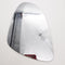 LEFT PASSENGER SIDE MIRROR GLASS ONLY FOR TOYOTA COROLLA 2012 - 2018