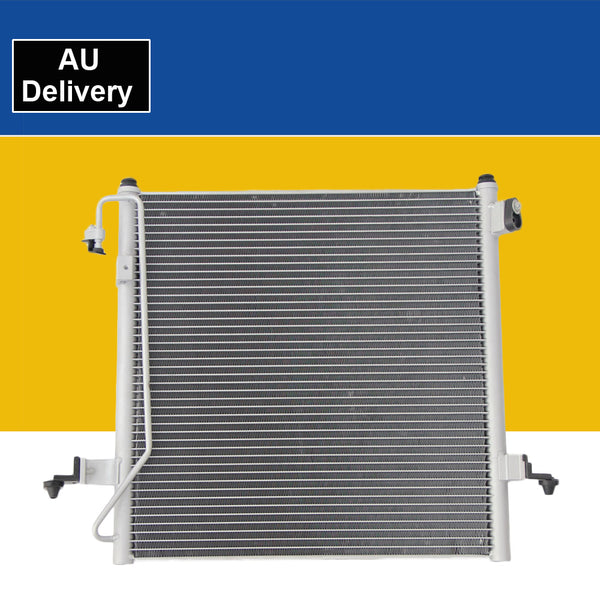 Air Condition A/C CONDENSER Fits MITSUBISHI L 200 KA KB 2.5 DID DIESEL 2006-2017