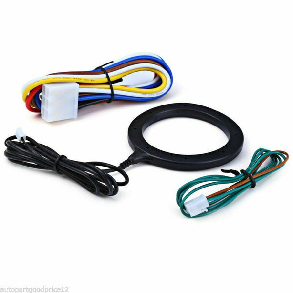 Keyless Engine Push Stop Button Entry RFID Ignition Start Starter Car Lock