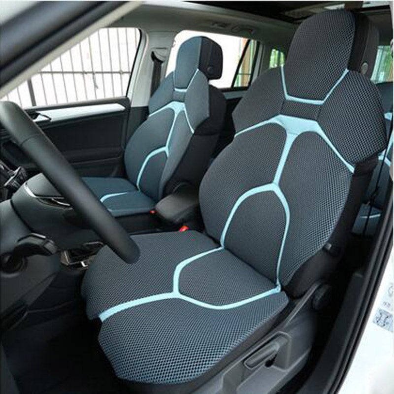2x Golf Car Front Seat Cover Protector Pad Breathable Washable Audi cushion