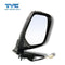 Fits Left Electric Door Mirror Chrome For Mitsubishi Triton Ute MN ML 06~15