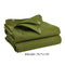 FITS Army Green Heavy Duty Canvas Tarp Tarpaulin Sun Blocked Waterproof Dustproof