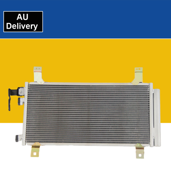 A/C CONDENSER fits MAZDA 6 GG, GY SERIES 1 2 2.3i PETROL 2002-2007