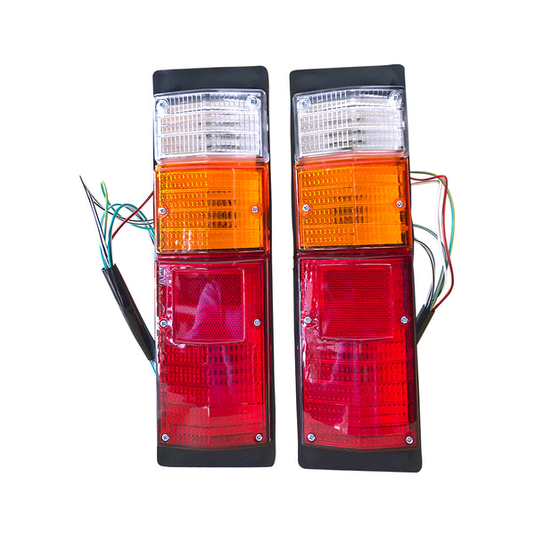 Pair LH+RH Tail Light Lamp (Type A) Fits Holden Colorado RC RG 08~17 Tray Ute