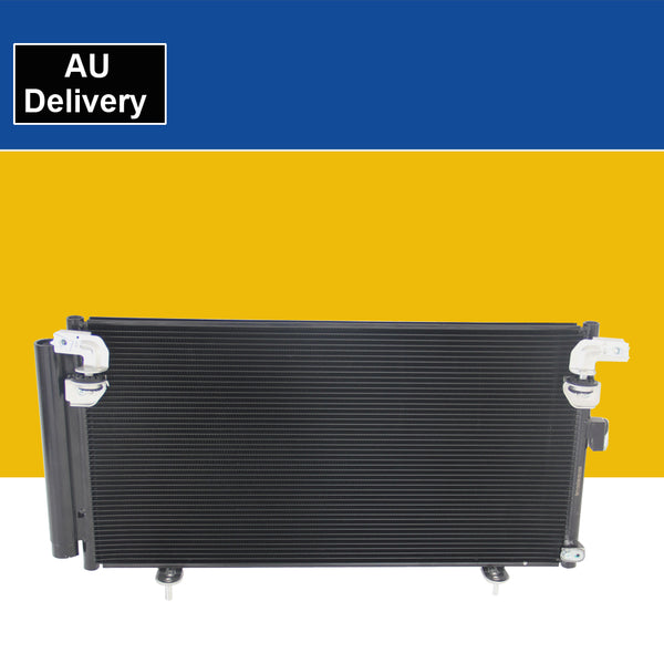 AIR CONDENSER fits SUBARU LIBERTY BL BP 2.0 TURBO NON-TURBO EJ20
