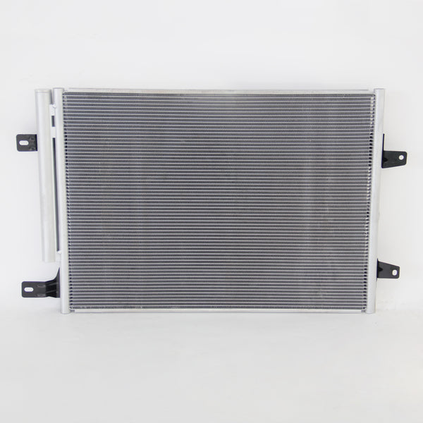 Air condenser fits FORD FALCON FG 6cyl Manual V8 Auto 2008-2013