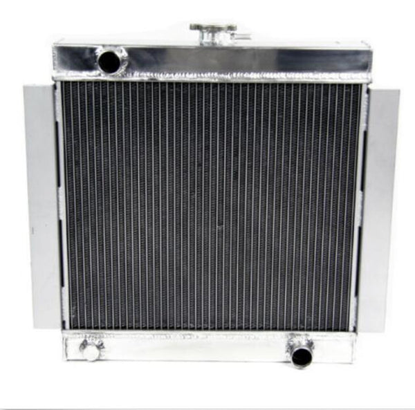 3Row Aluminum Radiator For 68-80 Ford Escort Mk2 Mk1 RS2000 1968-80 MT