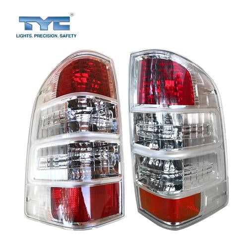 Fits Pair LH+RH Hand Tail Light Rear Lamp For Ford Ranger PK Ute 2009~2011